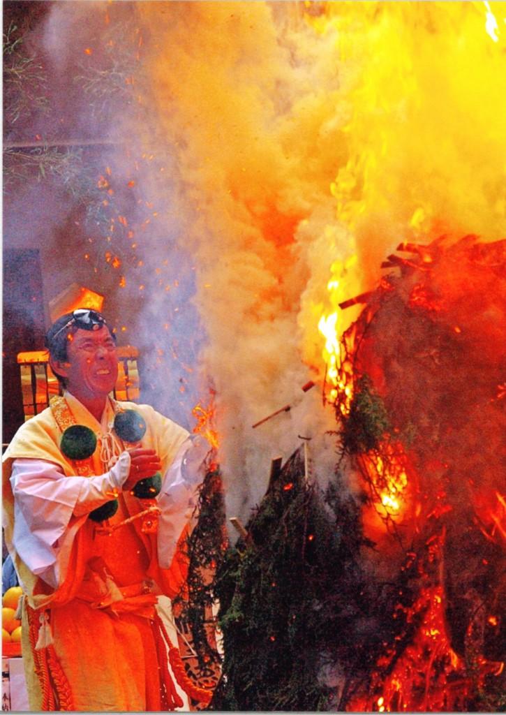 85炎の祭典